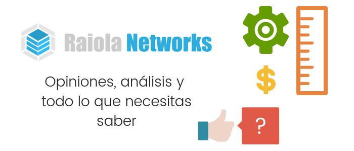 Análisis, datos y opiniones de Raiola Networks