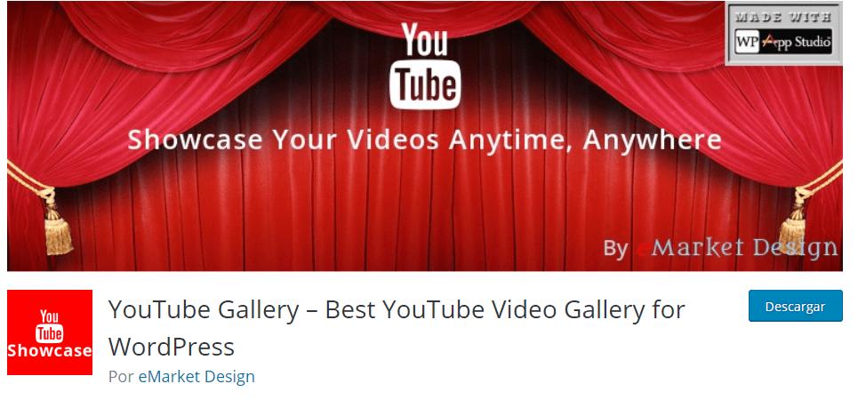 YouTube-Showcase