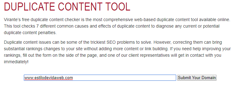 herramientas gratis seo