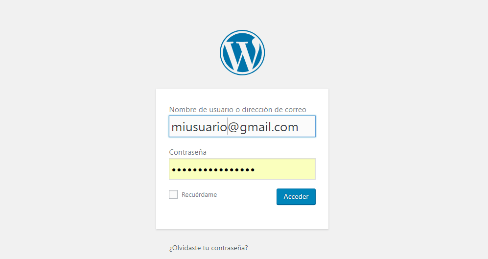 iniciar-sesion-wordpress