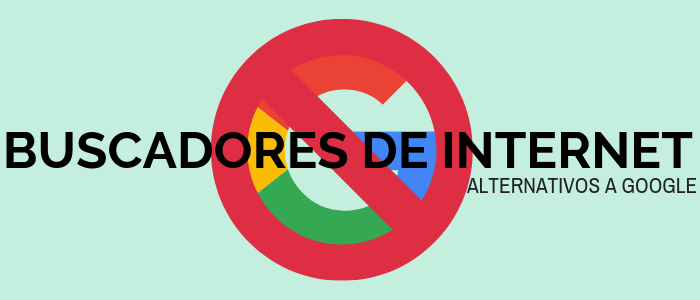 Buscadores de Internet alternativos a Google: 60 buscadores web que no conoces