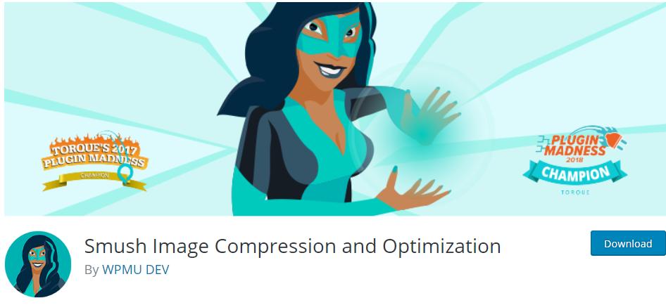 optimizar imágenes con WP Smush
