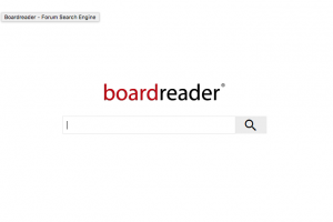 BoardReader buscador de foros