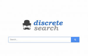 Discrete Search Buscador Privado