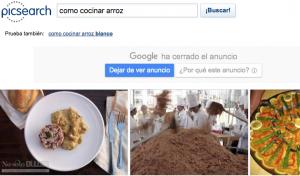 PicSearch buscador de imágenes