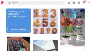 Pinterest buscador de imágenes