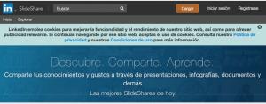SlideShare motor de búsqueda