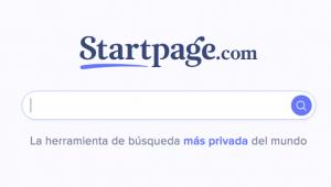 StartPage Buscador Privado y Seguro
