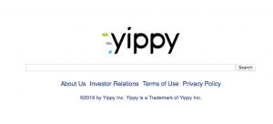 Yippy Buscador Privado
