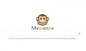 Mymunka buscador para niños