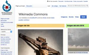 wikimedia commons motor de búsqueda