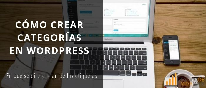 crear categorias en wordpress