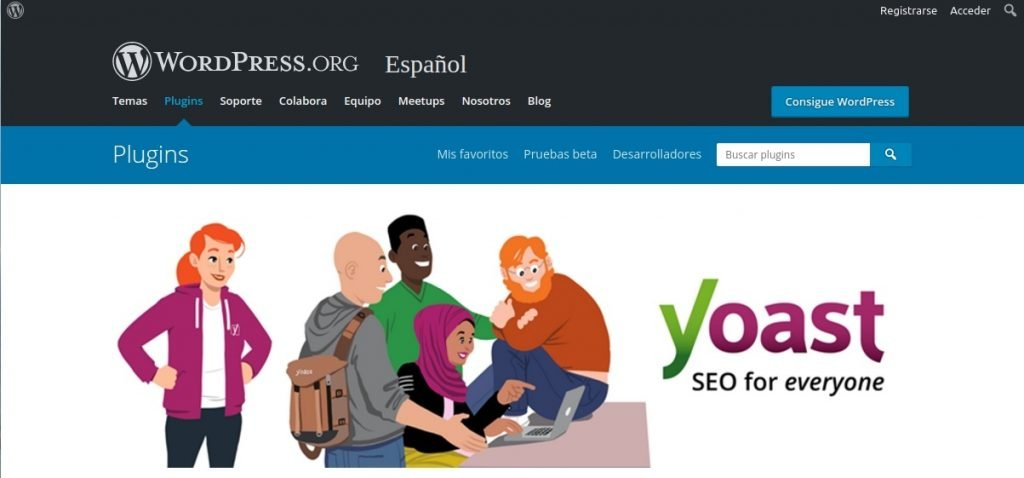 wordpress yoast