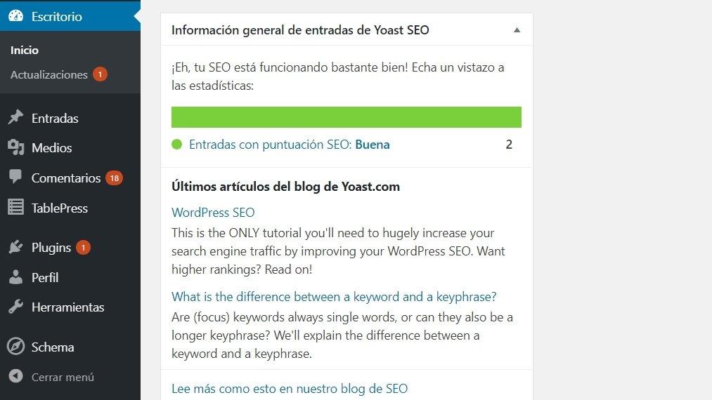 consejos configurar yoast seo