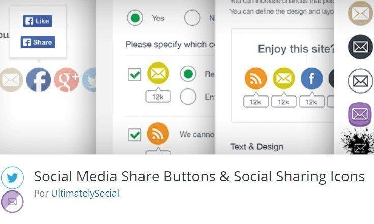 social media share buttons social sharing