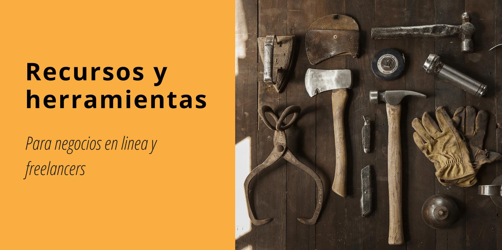 Recursos y herramientas para freelancers